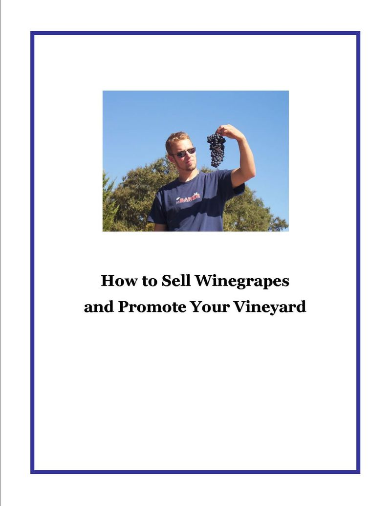 Winegrapes Cover